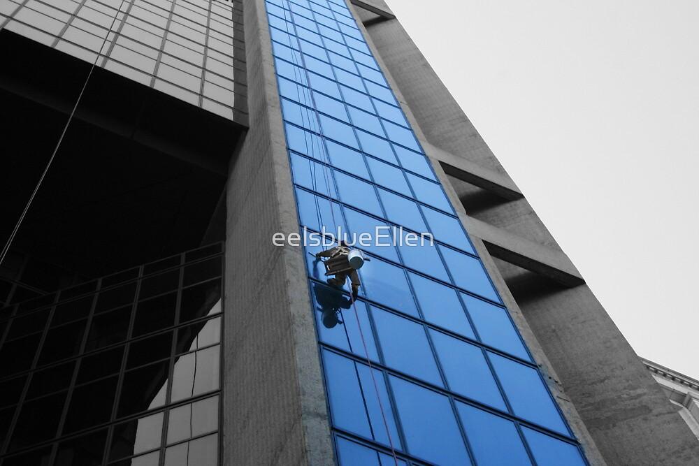 Window Washer by eelsblueEllen