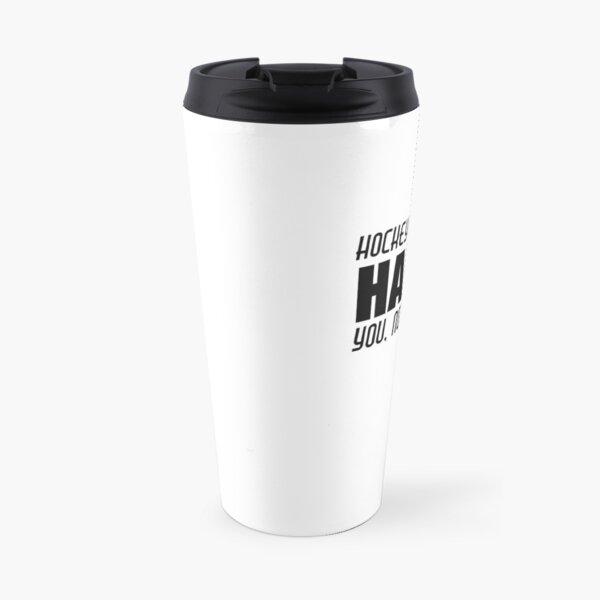 Los Angeles Kings White Huntsville Travel Mug