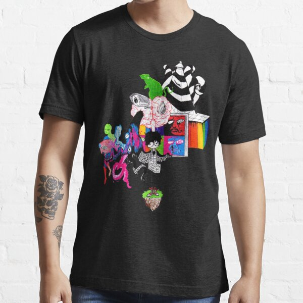 Psychedelic #1 Essential T-Shirt