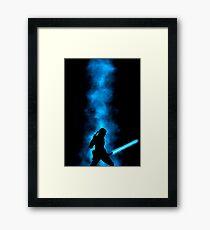 Star Wars Luke Skywalker Framed Print