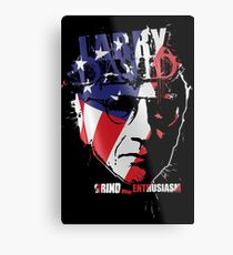 You Better Chosse Larry David For President Of Comedian Metal Print