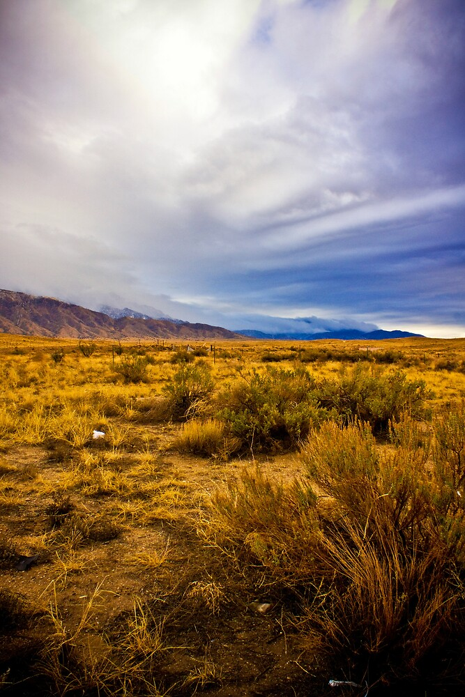 Deserted by Estevan Montoya