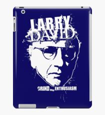 Larry David Get Special Power To Make Us Laugh iPad Case/Skin