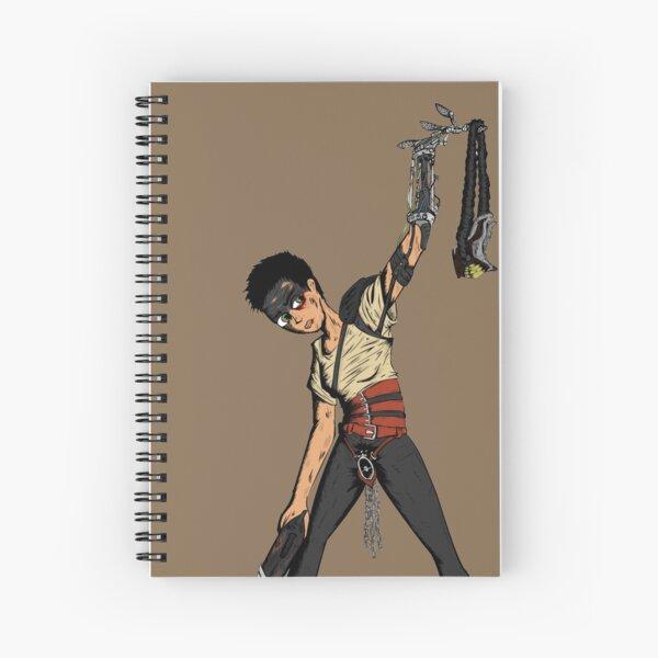 Mad Max - Furiosa Spiral Notebook