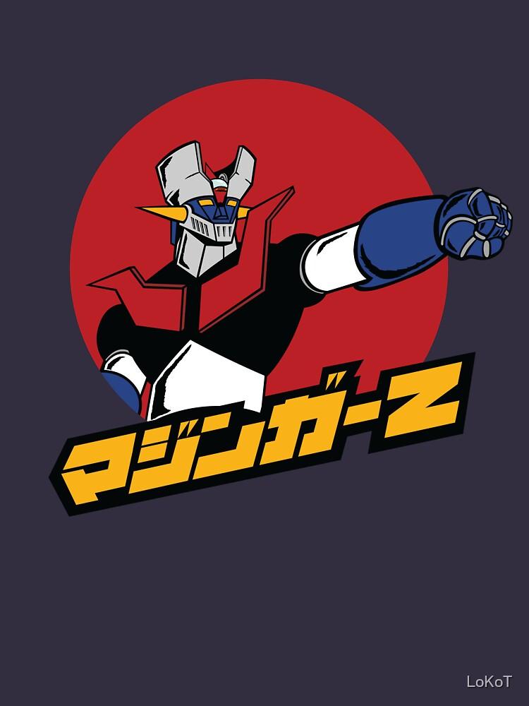 Mazinger-Z | Unisex T-Shirt