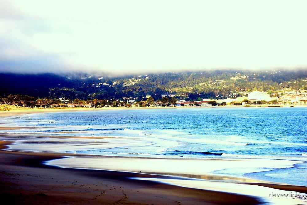 An Early Morning Coastal Walk by davesdigis