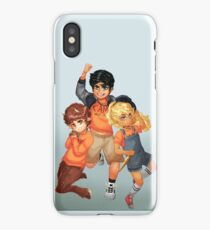 The Olympian Trio iPhone Case