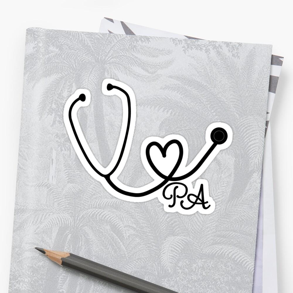 PA Sticker