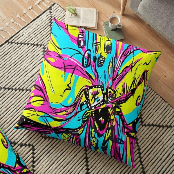 'Buzzqueen' Floor Pillow
