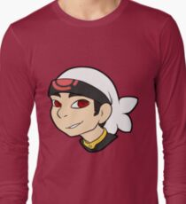 Pokemon Trainer Ruby Bust T-Shirt