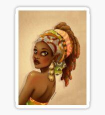 You Rock! by Africanizedme Sticker