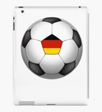Germany Soccer Team We Will Win 2018 Cup Futbol In Russia Tshirt iPad Case/Skin