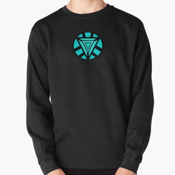 Heart Pullover Sweatshirt