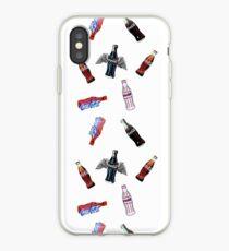 Coca-Cola Bottles Design iPhone Case