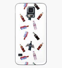 Coca-Cola Bottles Design Case/Skin for Samsung Galaxy
