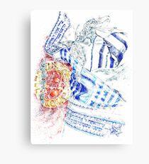 Colorful Breastplate Canvas Print