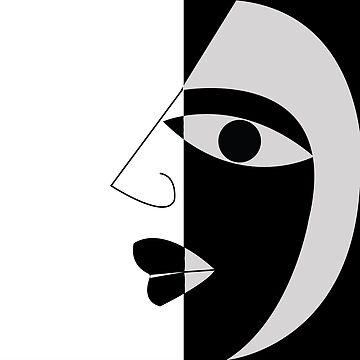 women face by tas111