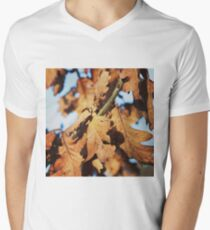 Autumn oak leaves T-Shirt
