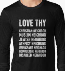 Love They Neighbor | Christian Design T-Shirt