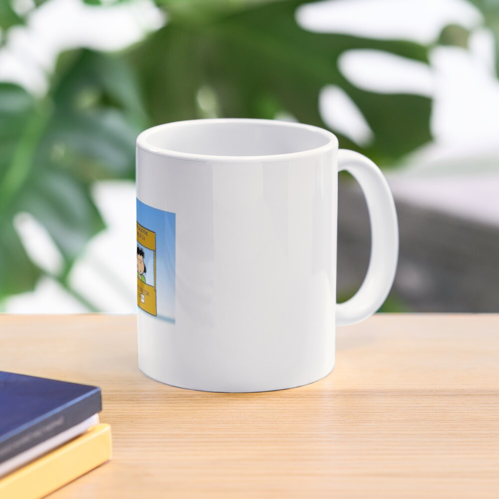 Psychiatric help 5 cent , the doctor is in. Mug