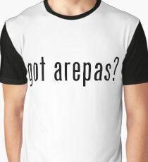 got arepas? Graphic T-Shirt