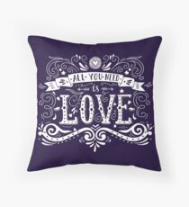 All you need is love Floor Pillow