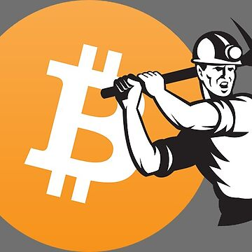 Bitcoin Miner by TurretedSloth
