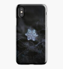 Real snowflake - 2017-12-07 1 iPhone Case