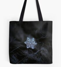Real snowflake - 2017-12-07 1 Tote Bag