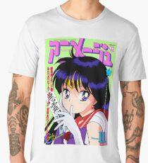Sailor Mars Magazine Men's Premium T-Shirt