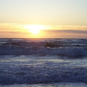 An Oregon Coast Sunset by KGMiller