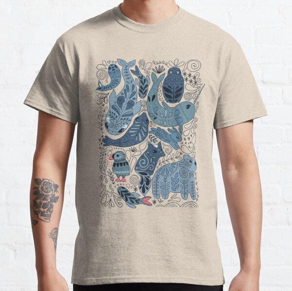 Arctic animals Classic T-Shirt