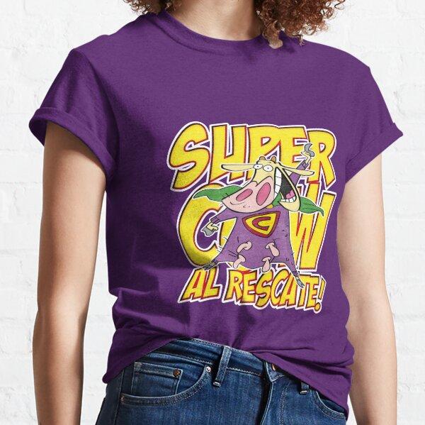 Supercow - Al Rescate! Classic T-Shirt