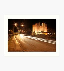 Bunratty castle Art Print