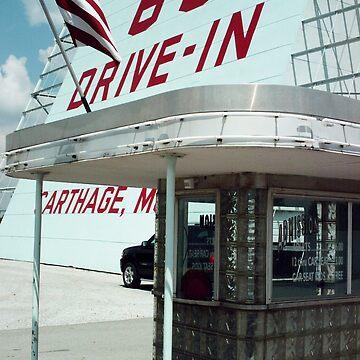66 Drive-In Cartage Missouri by spiritofroute66