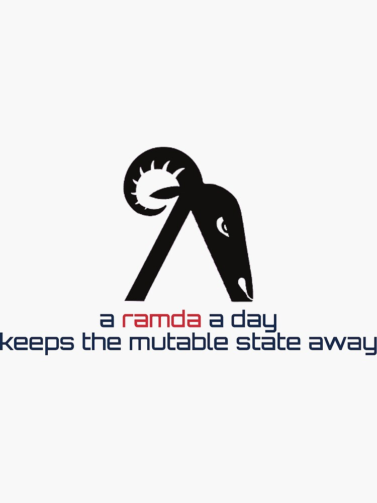 A ramda a day by WWEng