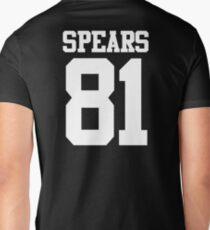 SPEARS 81 Men's V-Neck T-Shirt
