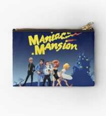 Maniac Mansion #09 Game Cover Studio Pouch