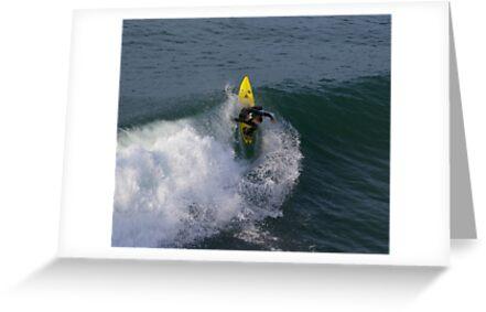 "Yellow Board by Lenora ""Slinky"" Ruybalid"
