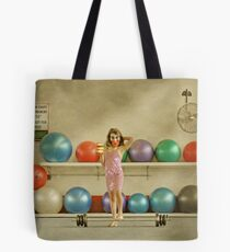 Three Iced Donuts Tote Bag