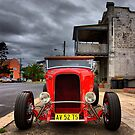 Hot Rod by monkeyfoto