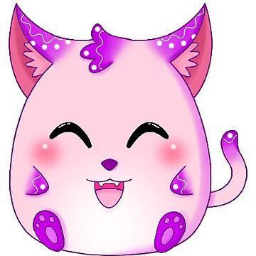 Gumdrop Cat by ranchi