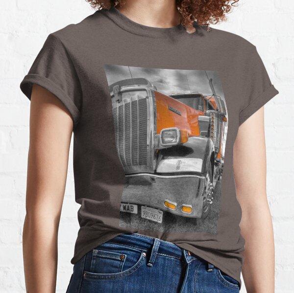Camión Kenworth Camiseta clásica