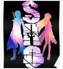 SAO love ver2 Poster