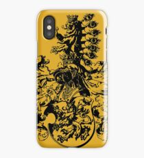 Habsburg, Coat of arms  iPhone Case/Skin