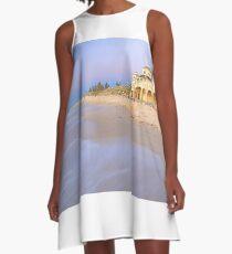 Cottesloe Beach - Western Australia  A-Line Dress