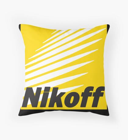 Nikoff  Throw Pillow
