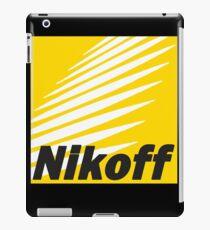 Nikoff  iPad Case/Skin