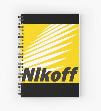 Nikoff  Spiral Notebook