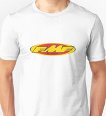 FMF Exhaust Merchandise Unisex T-Shirt